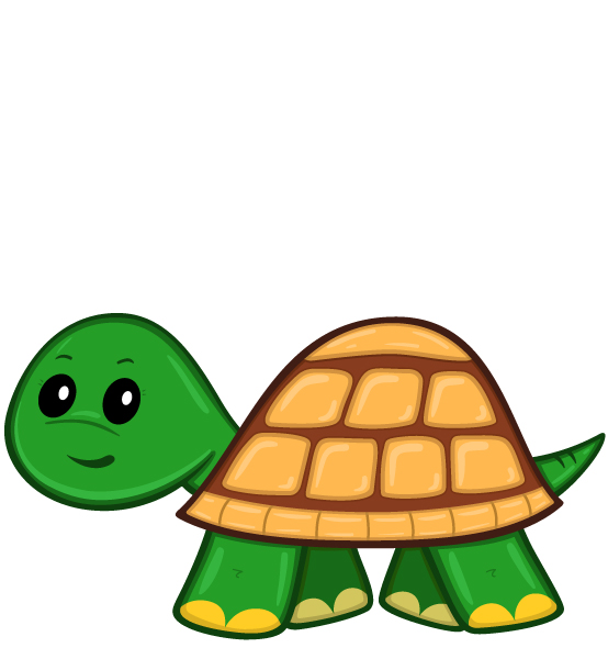 Cute Cartoon Turtle Gifts Collectibles Toon Animal